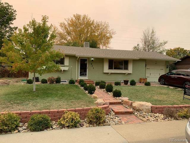 921 S Bross Street, Longmont, CO 80501 (MLS #7370292) :: Neuhaus Real Estate, Inc.