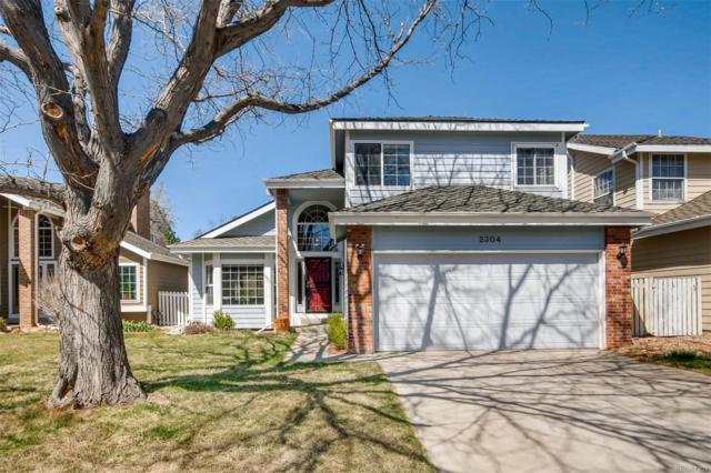 2304 S Gray Drive, Lakewood, CO 80227 (#7370433) :: The Pete Cook Home Group