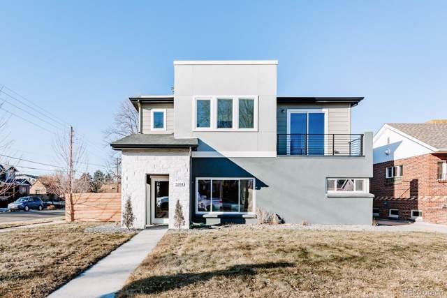 3201 W Scott Place, Denver, CO 80211 (#7370953) :: The Peak Properties Group