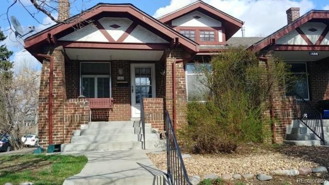 1400 S Gaylord Street, Denver, CO 80210 (#7371173) :: Wisdom Real Estate