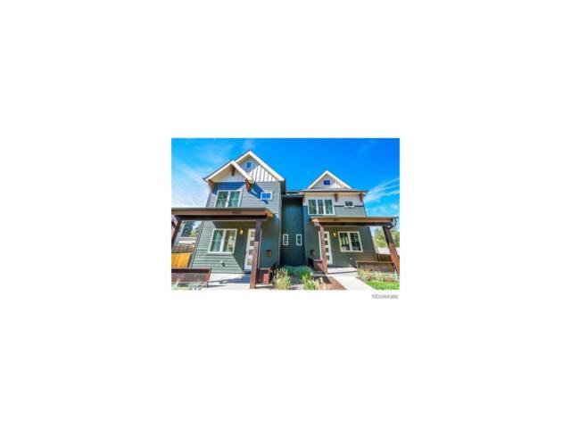 4550 Stuart Street, Denver, CO 80212 (MLS #7371870) :: 8z Real Estate