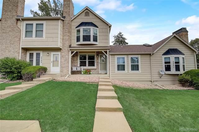 7733 S Steele Street, Centennial, CO 80122 (MLS #7371911) :: 8z Real Estate