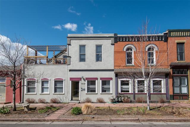 117 Elati Street #1, Denver, CO 80223 (#7372083) :: The Peak Properties Group
