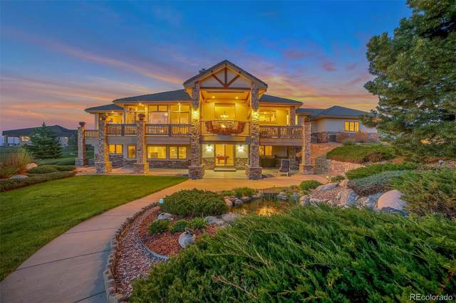 1283 Ridge Oaks Drive, Castle Rock, CO 80104 (#7372568) :: Briggs American Properties