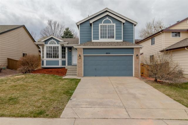 8851 Miners Place, Highlands Ranch, CO 80126 (#7372909) :: Compass Colorado Realty