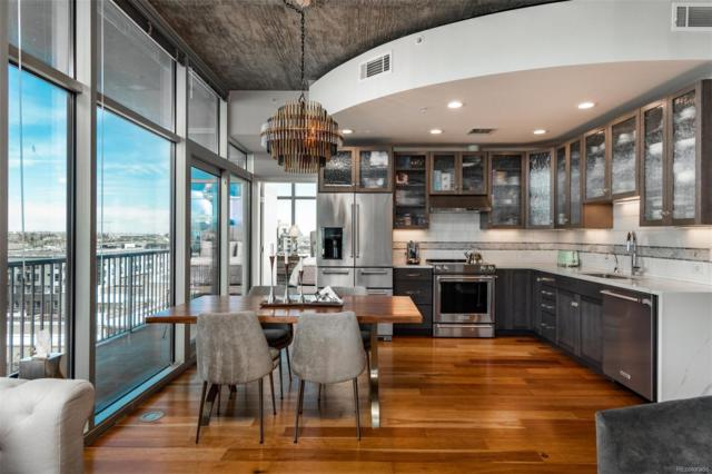 1700 Bassett Street #1014, Denver, CO 80202 (#7372944) :: 5281 Exclusive Homes Realty