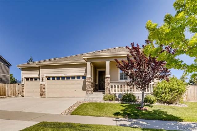 540 N 45th Avenue, Brighton, CO 80601 (MLS #7373059) :: Kittle Real Estate