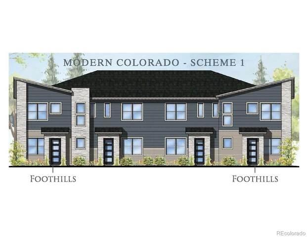 7991 Yampa River Avenue, Littleton, CO 80125 (#7373449) :: The HomeSmiths Team - Keller Williams