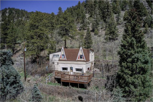 1264 Beaver Brook Canyon Road, Evergreen, CO 80439 (#7373542) :: Arnie Stein Team | RE/MAX Masters Millennium