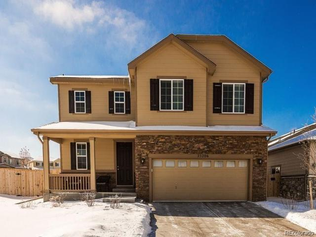 25286 E Lake Drive, Aurora, CO 80016 (#7373930) :: My Home Team
