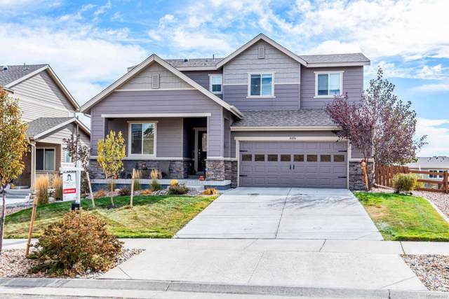 16056 W 94th Drive, Arvada, CO 80007 (#7374985) :: HomePopper