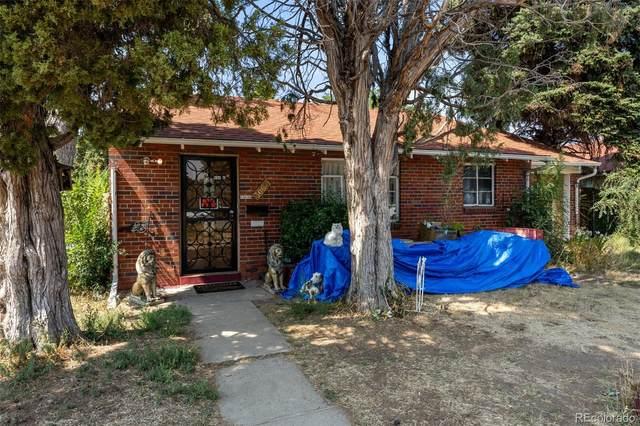 3065 Holly Street, Denver, CO 80207 (MLS #7375176) :: The Sam Biller Home Team
