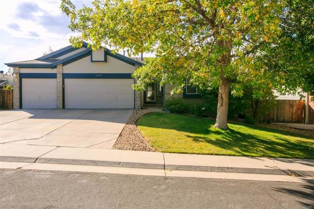 4789 S Danube Circle, Aurora, CO 80015 (#7375378) :: Wisdom Real Estate
