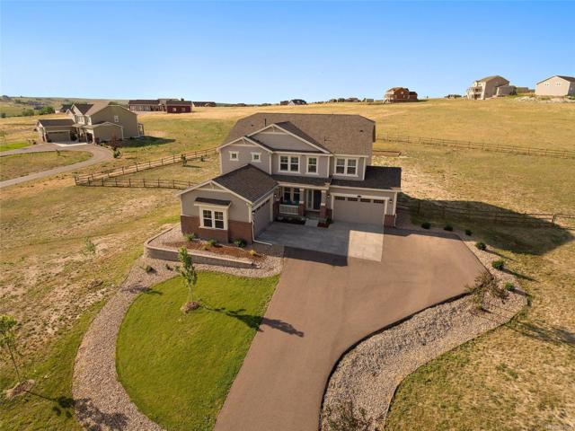 3128 Antelope Ridge Trail, Parker, CO 80138 (#7375827) :: Colorado Home Finder Realty