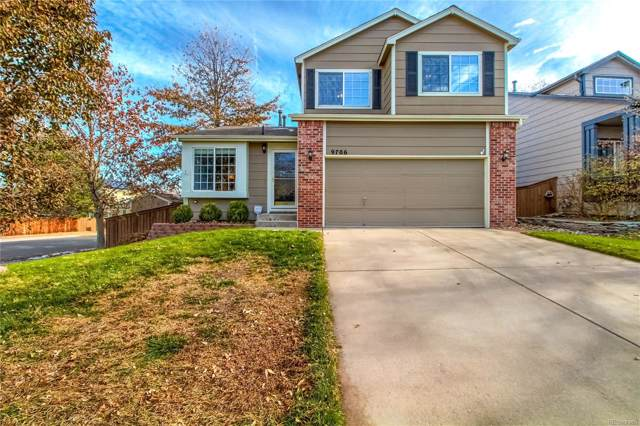 9706 Autumnwood Place, Highlands Ranch, CO 80129 (MLS #7375832) :: Keller Williams Realty