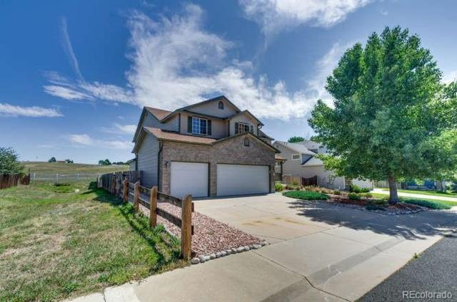 11214 Glenmoor Circle, Parker, CO 80138 (#7376093) :: The DeGrood Team
