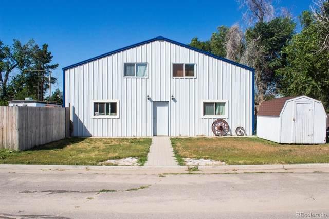 465 3rd Avenue, Deer Trail, CO 80105 (#7376296) :: The Brokerage Group