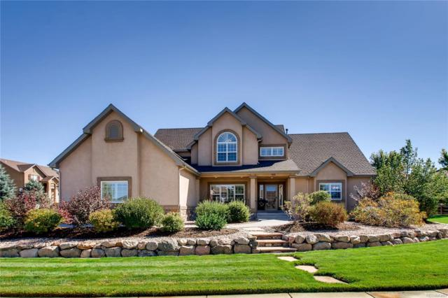 334 Green Rock Place, Monument, CO 80132 (#7376391) :: The Gilbert Group