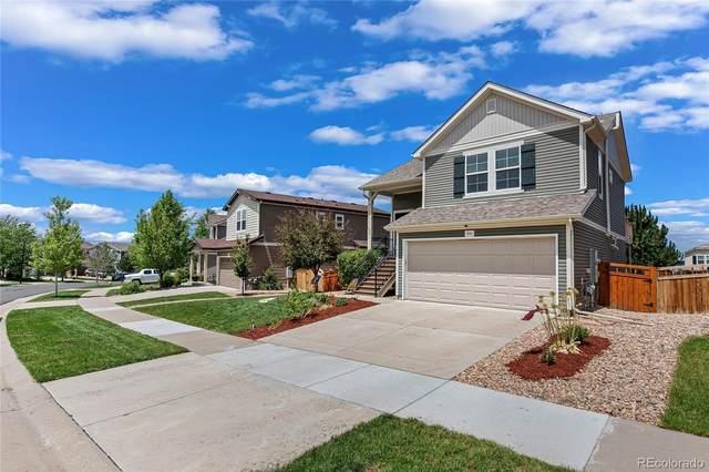 1892 Morningview Lane, Castle Rock, CO 80109 (MLS #7376728) :: 8z Real Estate
