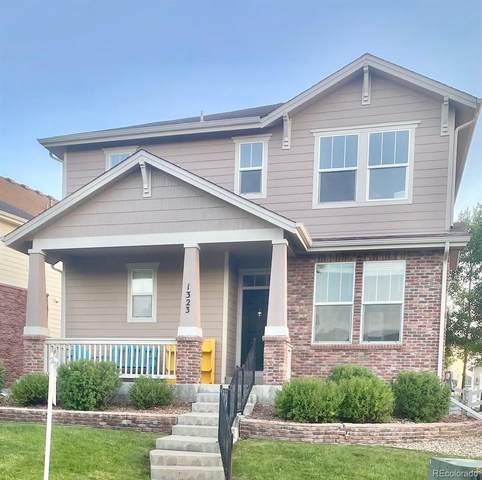 1323 S Duquesne Court, Aurora, CO 80018 (#7377125) :: Portenga Properties