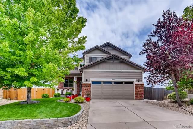 3982 S Shawnee Way, Aurora, CO 80018 (#7377340) :: Wisdom Real Estate