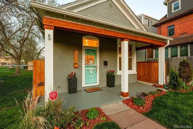 2214 N Lafayette Street, Denver, CO 80205 (#7377835) :: Mile High Luxury Real Estate