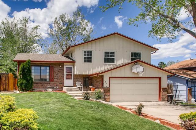 4843 S Tabor Street, Morrison, CO 80465 (#7377861) :: The Galo Garrido Group