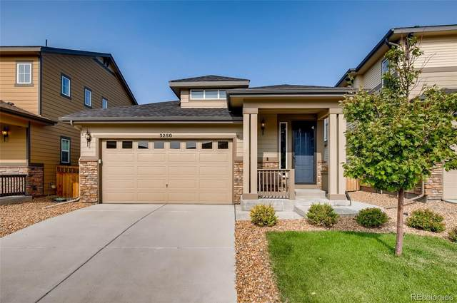 3280 Youngheart Way, Castle Rock, CO 80109 (#7378140) :: The Margolis Team