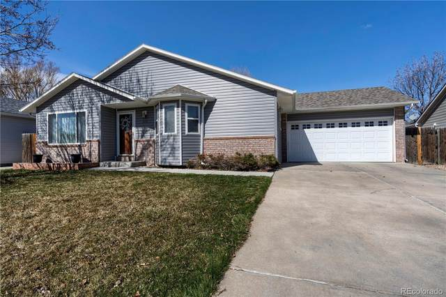 303 N 49th Avenue Court, Greeley, CO 80634 (MLS #7378296) :: 8z Real Estate