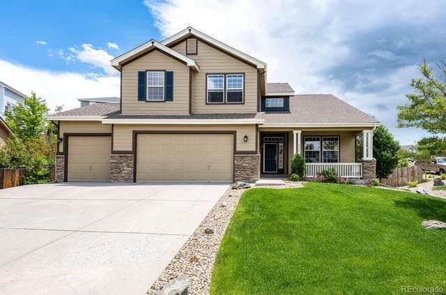 4190 Astrion Court, Castle Rock, CO 80104 (#7378344) :: Wisdom Real Estate