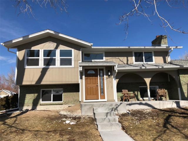 1099 S Johnson Way, Lakewood, CO 80226 (#7378555) :: The Griffith Home Team