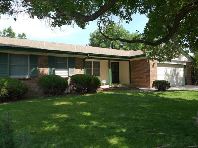 1342 S Billings Street, Aurora, CO 80012 (#7378654) :: The City and Mountains Group