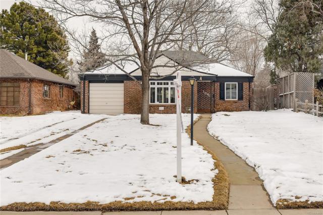 1940 S Clayton Street, Denver, CO 80210 (#7379014) :: Colorado Home Finder Realty