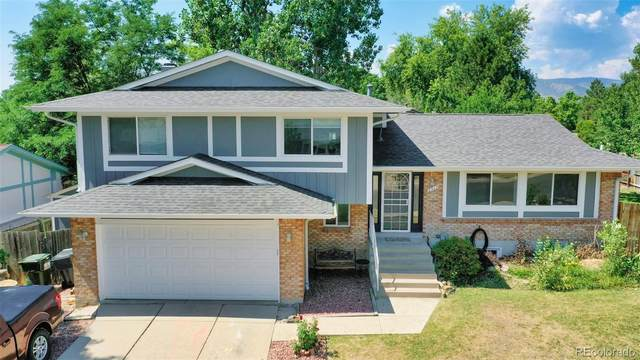 2517 S Coors Street, Lakewood, CO 80228 (MLS #7379045) :: 8z Real Estate