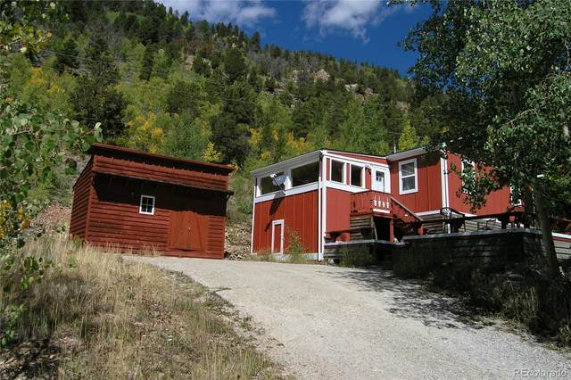 1927 Highway 91, Leadville, CO 80461 (#7379267) :: Briggs American Properties
