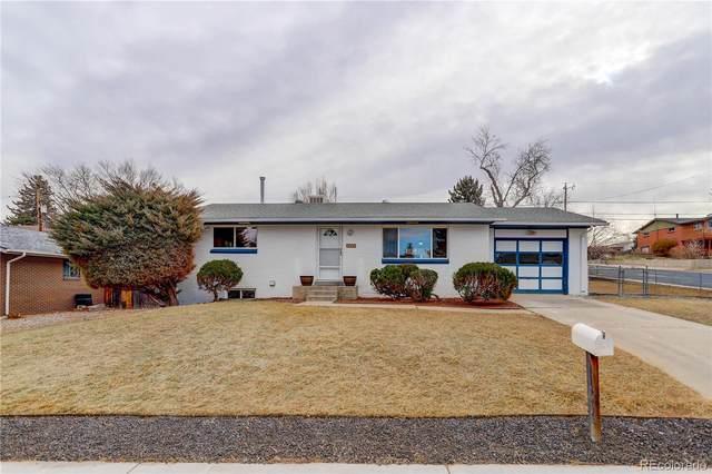 7704 Newland Street, Arvada, CO 80003 (#7379622) :: The Griffith Home Team