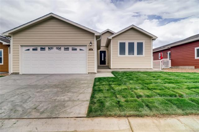 6280 Indian Paintbrush Street, Frederick, CO 80530 (#7379706) :: The DeGrood Team