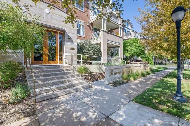 111 S Monroe Street B201, Denver, CO 80209 (#7379735) :: Real Estate Professionals