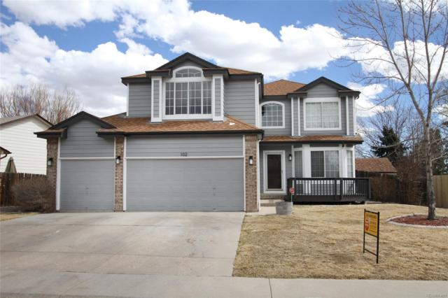 102 Heritage Avenue, Castle Rock, CO 80104 (#7379954) :: The Dixon Group