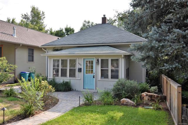 402 Wood Street, Fort Collins, CO 80521 (MLS #7380154) :: 8z Real Estate