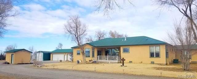 12462 Highway 50, Las Animas, CO 81054 (MLS #7380651) :: Keller Williams Realty
