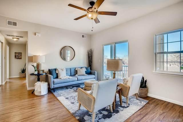 1740 W 53rd Drive #6, Denver, CO 80221 (#7381219) :: Wisdom Real Estate