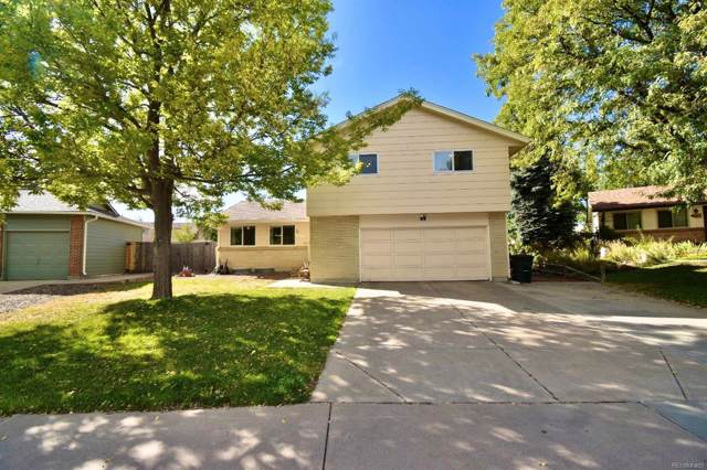 13880 W 66th Way, Arvada, CO 80004 (MLS #7381512) :: 8z Real Estate