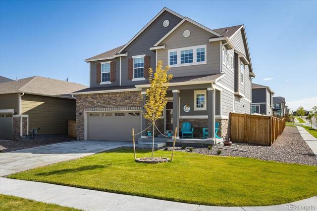 9258 Richfield Street, Commerce City, CO 80022 (#7381678) :: Own-Sweethome Team