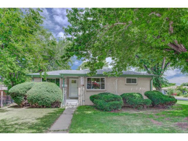 1250 S Depew Street, Lakewood, CO 80232 (#7382096) :: The Peak Properties Group
