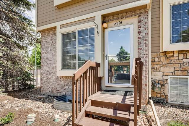 1885 S Quebec Way M101, Denver, CO 80231 (#7382213) :: The Colorado Foothills Team | Berkshire Hathaway Elevated Living Real Estate