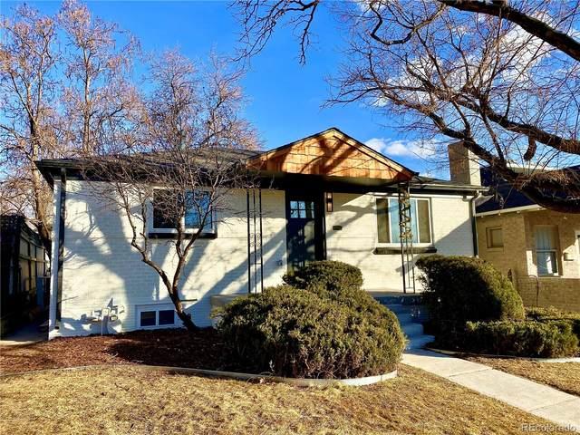 610 N Corona Street, Denver, CO 80218 (MLS #7382473) :: Kittle Real Estate