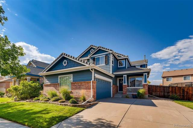 14173 E 100th Place, Commerce City, CO 80022 (#7382827) :: Peak Properties Group