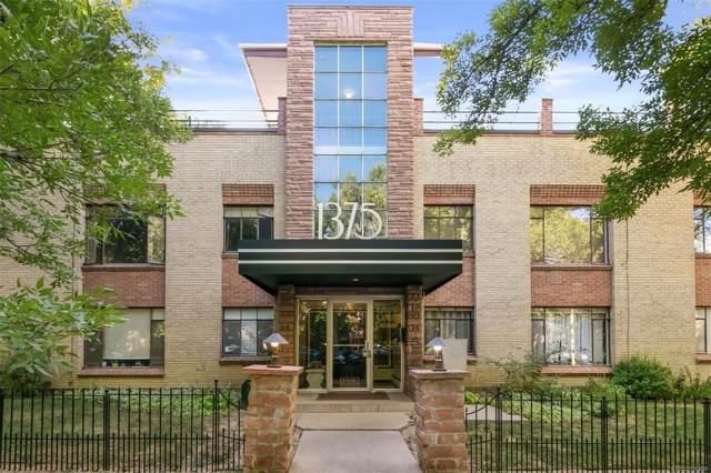 1375 N Williams Street #106, Denver, CO 80218 (MLS #7382860) :: 8z Real Estate