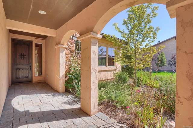 2276 Rocking Horse Court, Colorado Springs, CO 80921 (MLS #7383029) :: 8z Real Estate